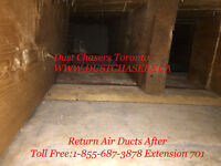Quality Air Duct Cleaning Services.