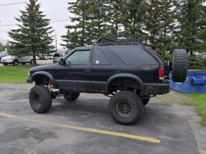 1999 Chevrolet Blazer SUV, Crossover