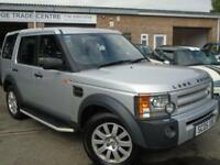 2005 05 LAND ROVER DISCOVERY 2.7 3 TDV6 SE 5D AUTO 188 BHP DIESEL