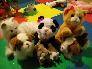 Fur real FurReal Assorted Plush Toys Stuffies
