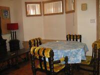 Furnished 1 bedroom basement for rent  Bloor/Dufferin Subway