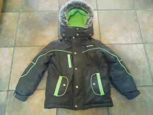 oshkosh size 5 winter jacket