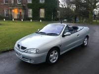 Renault Megane, 97,000 miles, 1 female owner