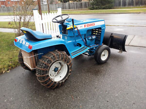 1973 FORD LGT 12 LAWN TRACTOR