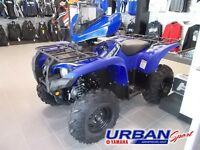 2014 Yamaha Grizzly Limited Edition