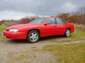 1997 Chevy Lumina for sale