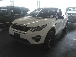 2017 Land Rover Discovery Sport HSE, 7 PASSENGER, NA