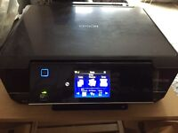Epson xp-700 photo printer with over £100 worth of ink!