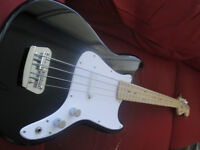 SQUIER BRONCO BASS ELECTRIC GUITAR BRAND NEW $190
