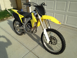 2011 RMZ 250 FOR SALE OR TRADE FOR SPORT BIKE R1, ZX10, GSXR1000