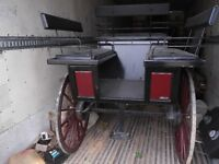 Roberts Wagonette/Carriage