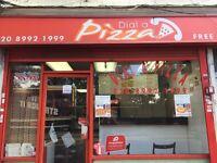 Pizza shop for sale Acton London