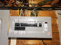 Electrical Panel change or service