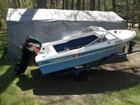 Free 14' boat hulls - as is