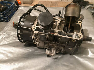 SkiDoo Etec 800 engine, needs repair