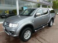 Mitsubishi L200 2.5 Di-D 175ps 4X4 Trojan Double Cab Pickup Pick-Up