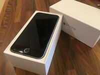 Boxed iPhone 6, 16g, space grey, on three network, immaculate condition