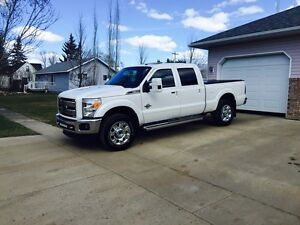 Platinum white super duty for sale