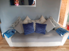 2 four seater sofas for sale