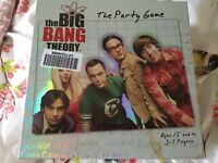 Sealed Big Bang Theory Board Game - The Party Game