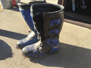Motocross boots - Mens 12 -  Oneal