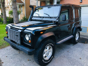 2000 Land Rover DEFENDER 90 175km