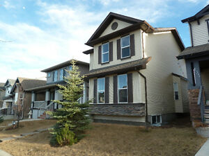 New repainted house 3BR+Office/Den for rent Silverado Calgary SW