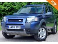 2005 05 LAND ROVER FREELANDER 2.0 TD4 SE STATION WAGON 5DR DIESEL