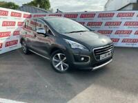 2016 Peugeot 3008 1.2 Puretech Allure 5dr Estate Estate Petrol Manual