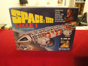 Space 1999 : MPC Eagle 1 Transporter   Model Kit (new)