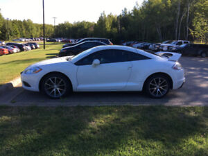 2012 Mitsubishi Eclipse with Warrenty