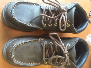 Great boys dress boots- great for school! Kitchener / Waterloo Kitchener Area image 2