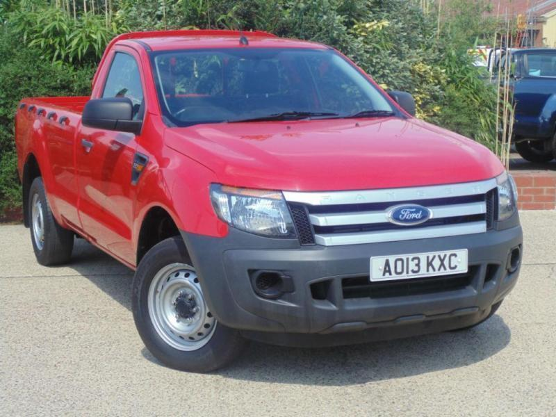 2013 Ford Ranger 2.2 XL Single Cab 2wd 2 door Pick Up