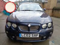 MG ZT AUTO CAR FOR QUICK SALE