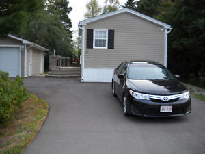 Mini Home with Garage in East Coast Village, Picadilly, NB