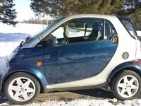2006 Mercedes-Benz Smart for two Pulse 2 couleurs