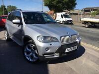 2008 08 BMW X5 3.0 SD SE 5D AUTO 282 BHP DIESEL