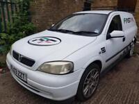 Vauxhall Astravan 1.7DTi 16v 2003MY Envoy ☎️07772125703☎️☎️07728327753☎️