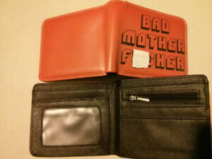 Men's style wallet Pulp Fiction Style Bad Mother $10