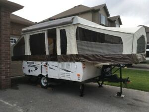 2015 Forest River Tent Trailer - Excellent Condition