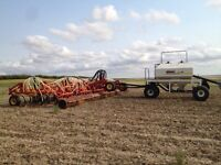 8810 Bourgault drill