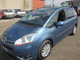 2009 CITROEN C4 GRAND PICASSO 1.6HDi 16V VTR Plus 5dr