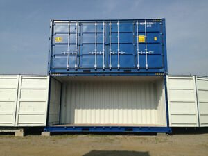 Ocean Container NEW 20' Open Sided High Cube ***REDUCED PRICE