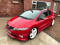 2008 Honda Civic 2.0i-VTEC Type R GT * Full Service History * 3 Owners *