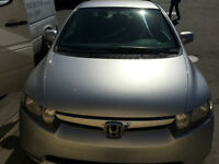 2007 Honda Civic with 133k- Priced tosell fast