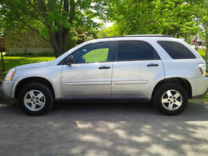 CHEVROLET EQUINOX 2005 AUTOMATIQUE AWD 4X4  138,000KM