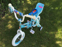 "Dora Girls 12"" Bike"