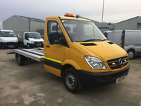 2013 13 MERCEDES BENZ SPRINTER 2.1TD 313CDI LWB RECOVERY TRUCK