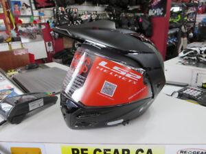 LS2 Metro EVO V3 Modular Motorcycle Dual Sport Adventure Helmet