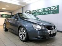 Volkswagen Eos 2.0 TDI INDIVIDUAL [8X SERVICES, LEATHER, HEATED SEATS, PANORAMIC